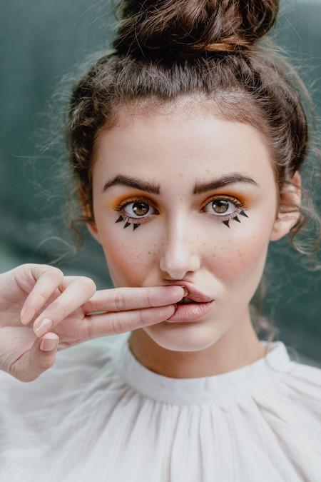 Makeup - Hazel Joanna Hair - Hayley Evans Photographer - Mary Sullivan