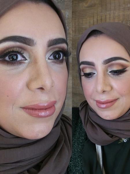Arabic Wedding Guest