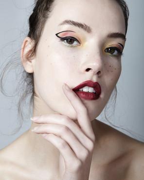 Hair and makeup- Hazel Joanna Phographer- Sam Jackson