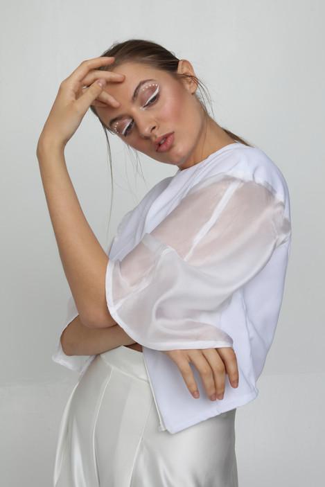 Hair and Makeup - Hazel Joanna Styling - Kirsty Smalls Photographer - Kiva Juang