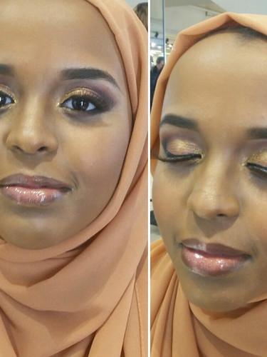 Somalian Wedding Guest