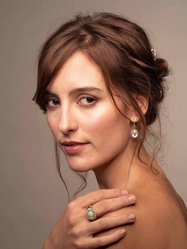 Eva Bridal Hair and makeup