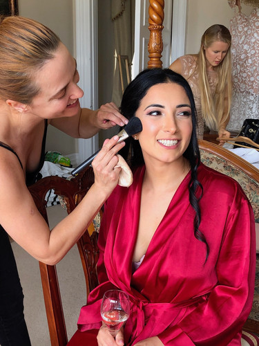 Nina Bridal Makeup