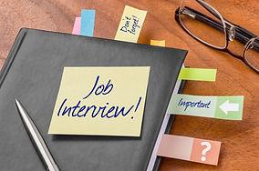 Job interview / Vorstellungsgespräch