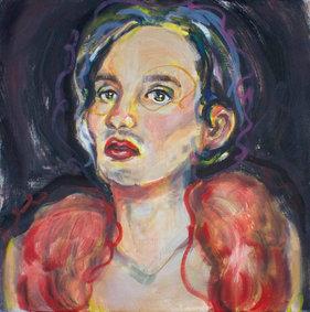 Portrait of Someone I knew