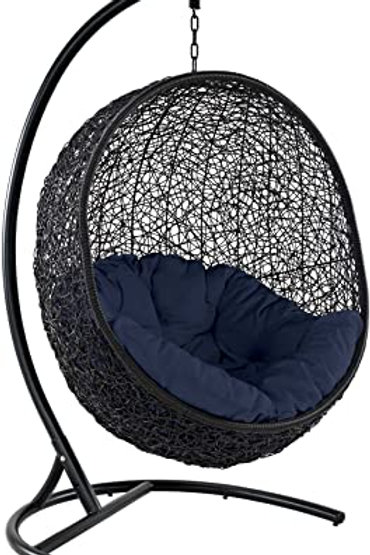 Cabo Outdoor Swing- Navy