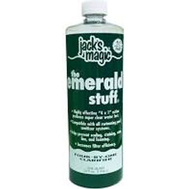 Jacks Magic Emerald Stuff - High Concentrated Clarifier