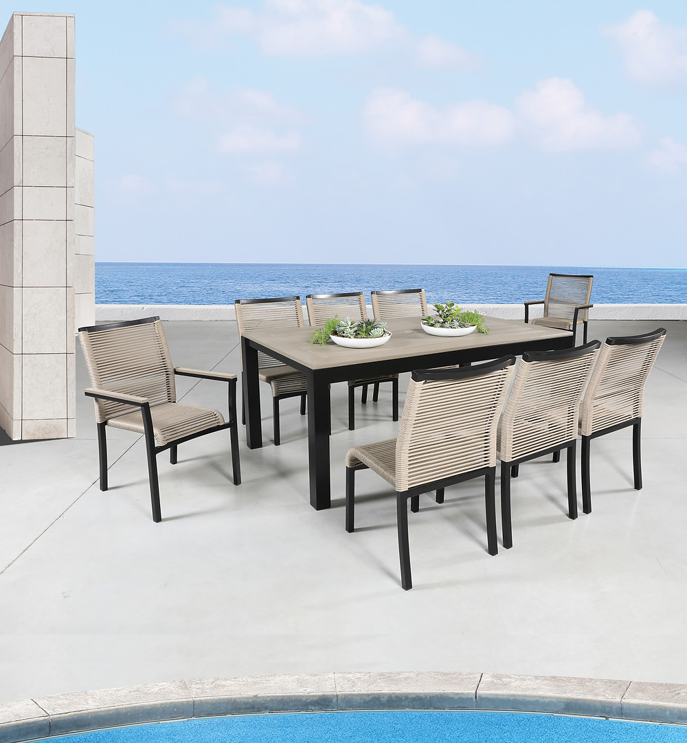 "New ""MGP"" Composite Outdoor Furniture"