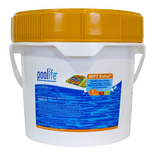 Poolife MPT Extra - Chlorine Tablets 21lbs
