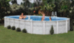 Backyard Masters Above Ground Swimming Pools