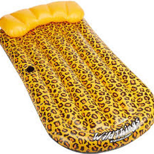 Wild Things Leopard Lounge Float