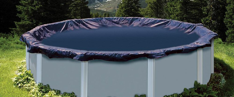 Deluxe Super Guard Pool Winter Cover