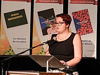 Isabelle Tremblay auteur