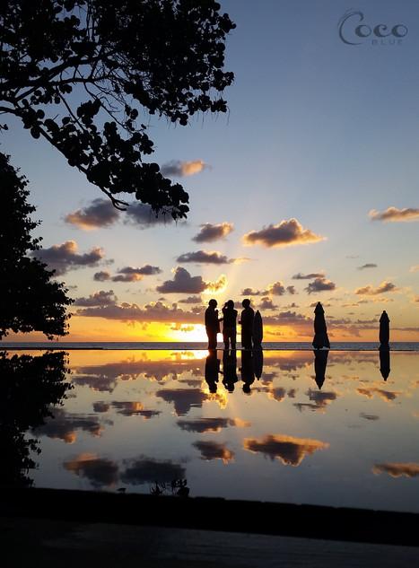 Ibigari Sunset People