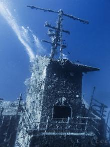 Odyssey Mast & Back Blue