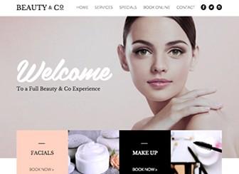 beauty salon websites elita aisushi co