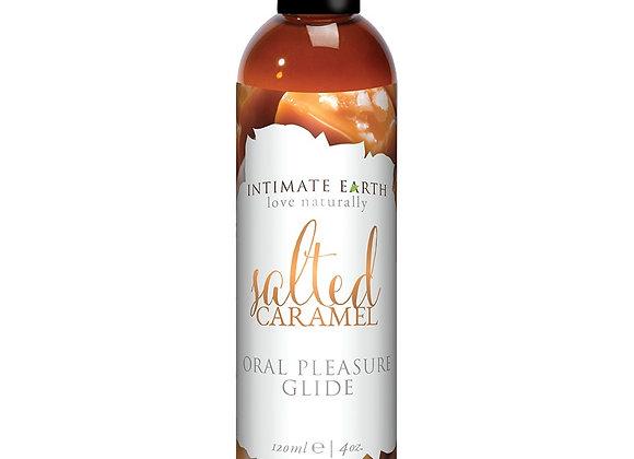 Salted Caramel Oral Pleasure Glide - Intimate Earth
