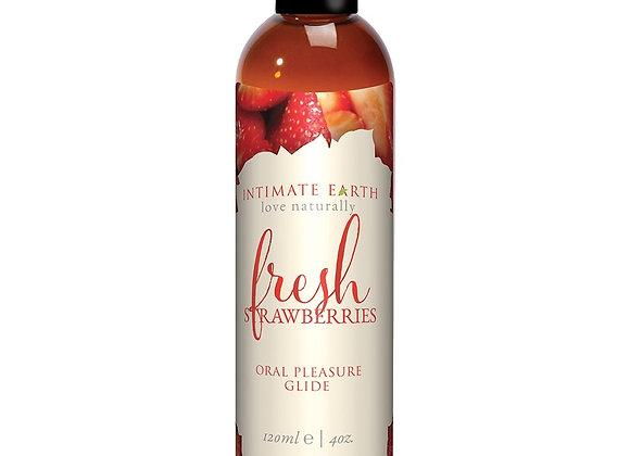 Fresh Strawberry Glide - Intimate Earth