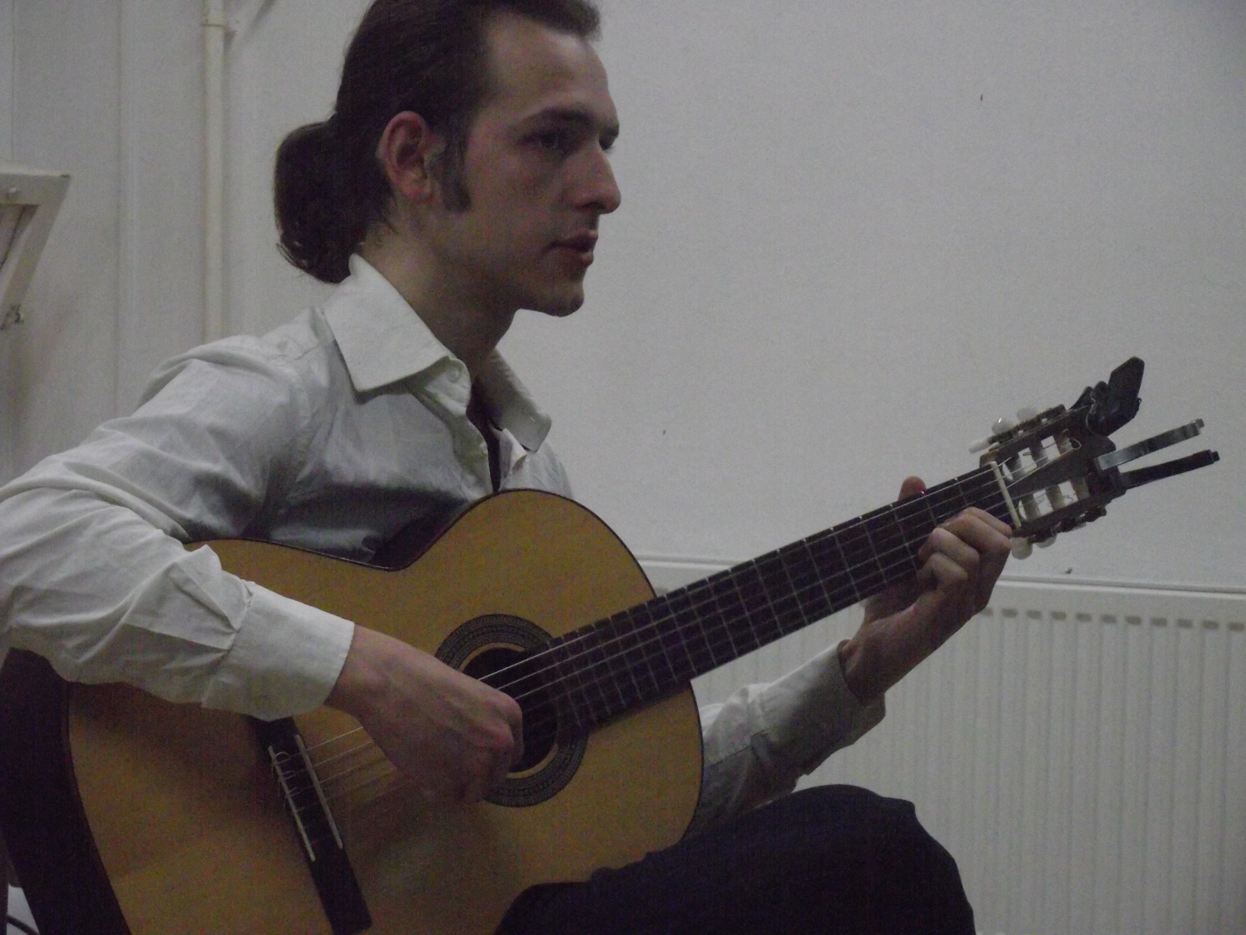 gitárkoncert