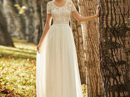 Boho-Brautkleider: noch immer im Trend?