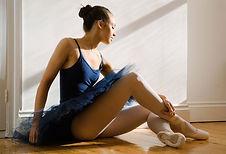バレエダンサー専門治療