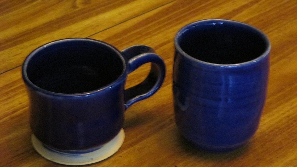Hot Beverage Mug & Cold Drink Tumbler