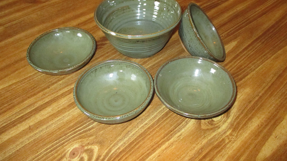 Baking/Serving Bowl Set