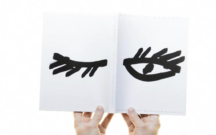 Charles Bukowski cover two sides, Ewa Budka
