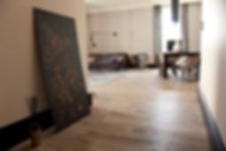 Ewa Budka art in the interior