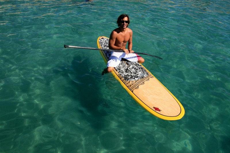 Cours particulier de Paddle