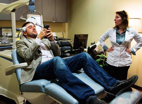 TMS: The electro-magnetic treatment offering hope for depression sufferers