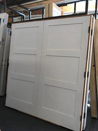 Interior 3Pnl Shaker Primed