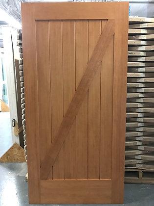 Simpson 80812 Interior Barn Door (Pre-Finished)