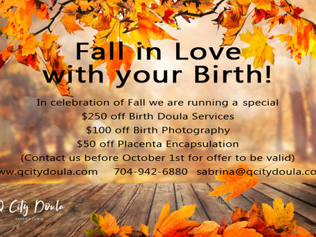 Fall in Love with Your Birth!