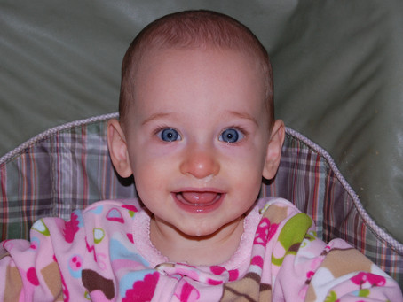 My Daughter Caylee's Birth: March 18, 2010