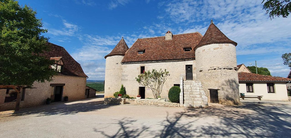 Hôtel Les Vieilles Tours