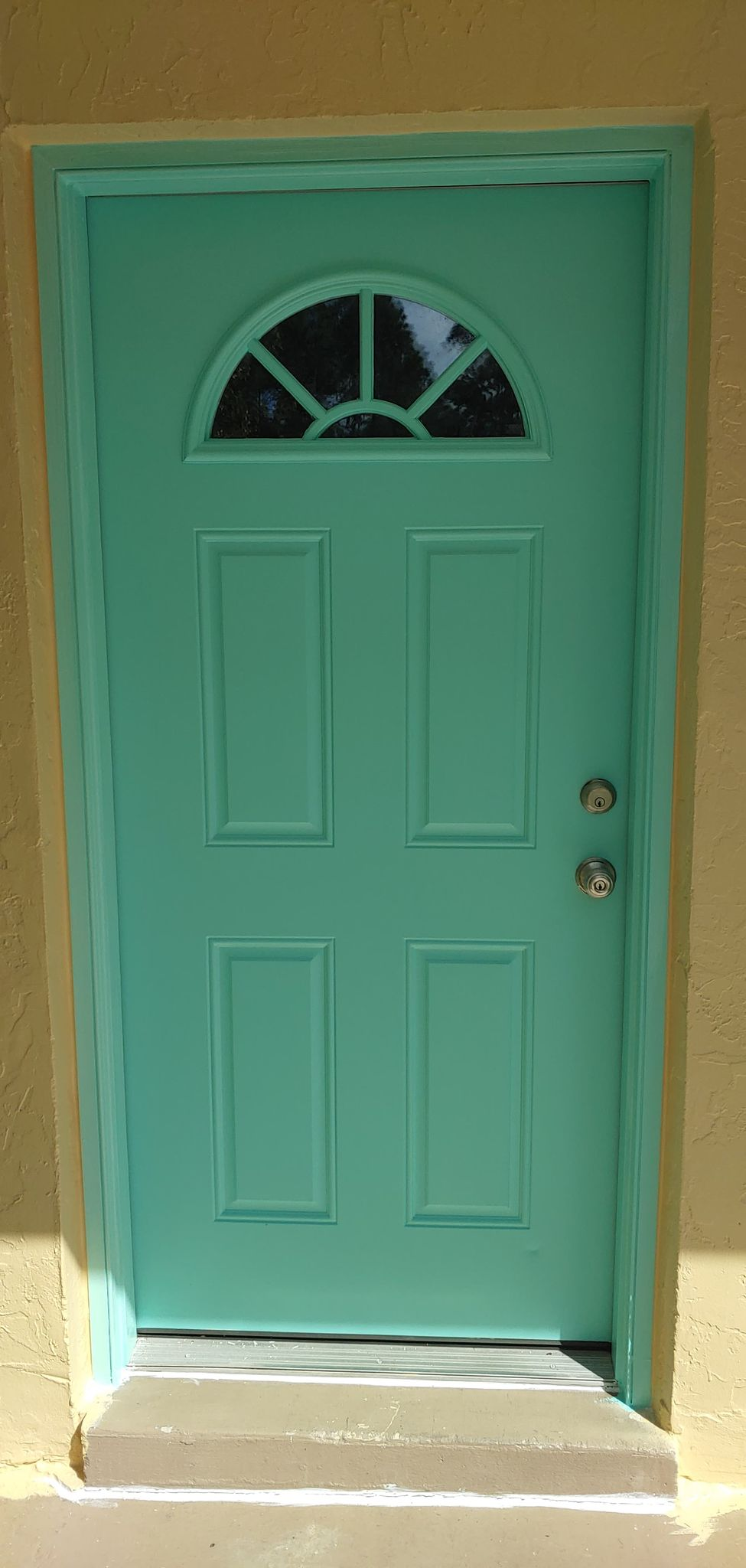 Aquarius Front Door