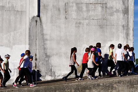 Bande de gamins / crédit photo Pierre Acobas