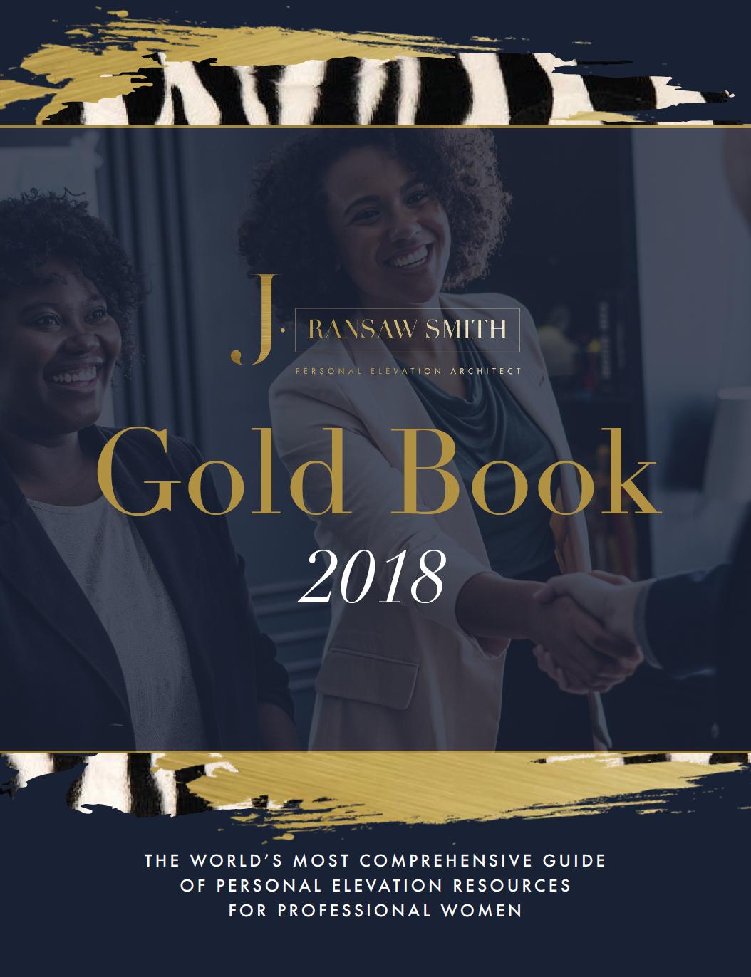 Gold Book Template 1/2