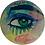 """Thumbnail: 3"""" Fine Art Buttons"""
