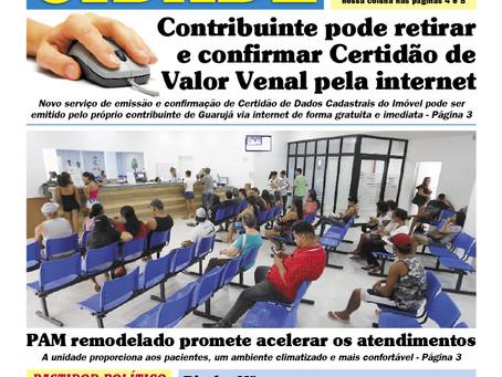 EDIÇÃO COMPLETA JORNAL DA CIDADE LITORAL