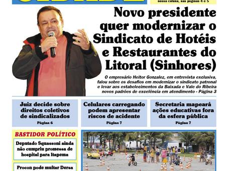 EXCLUSIVO - EMPRESÁRIO HEITOR GONZALEZ ASSUME SINDICATO DE HOTÉIS, RESTAURANTES, BARES E SIMILARES D
