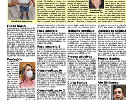 BASTIDOR POLÍTICO GUARUJÁ, SANTOS E REGIÃO