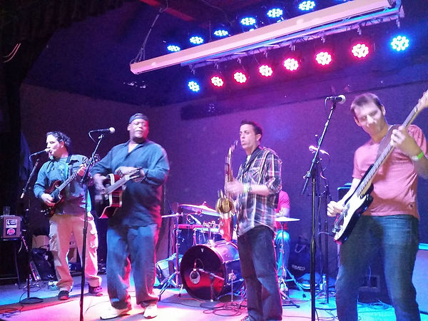 The Nick Clemons Band Glenn Jacobsen Nick Clemons