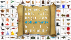 İnteraktif Poster