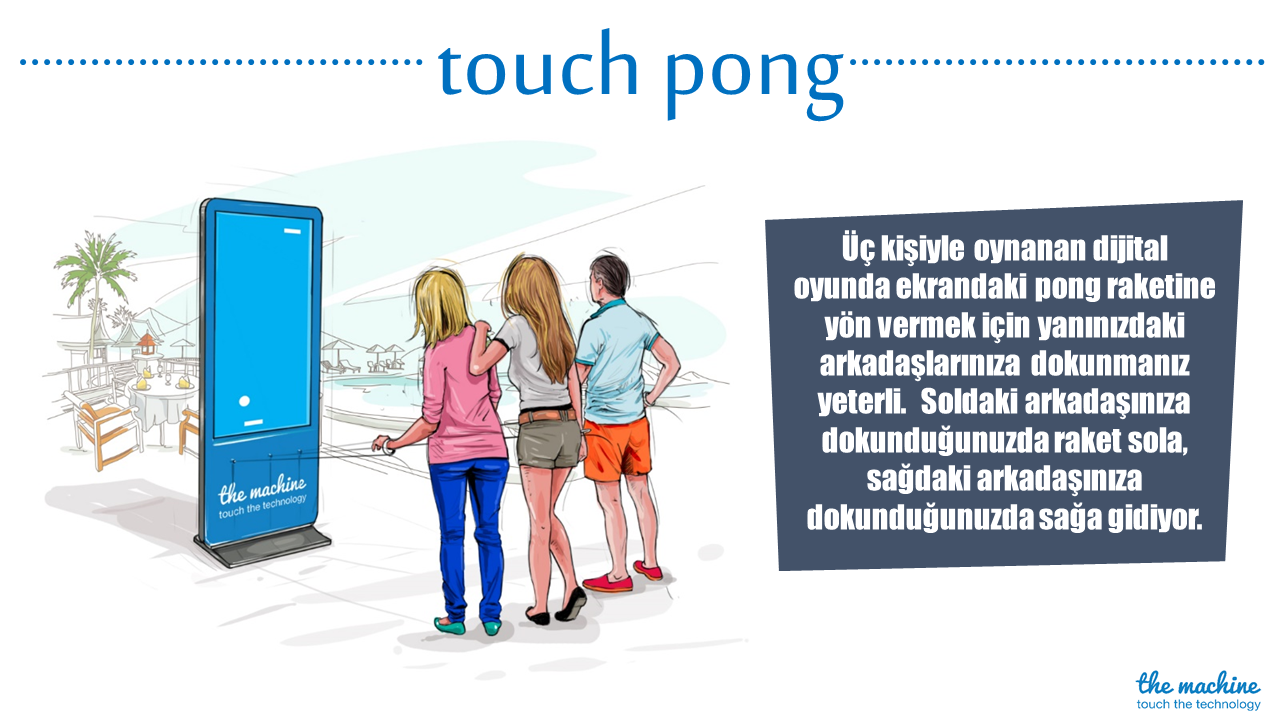 Touch Pong