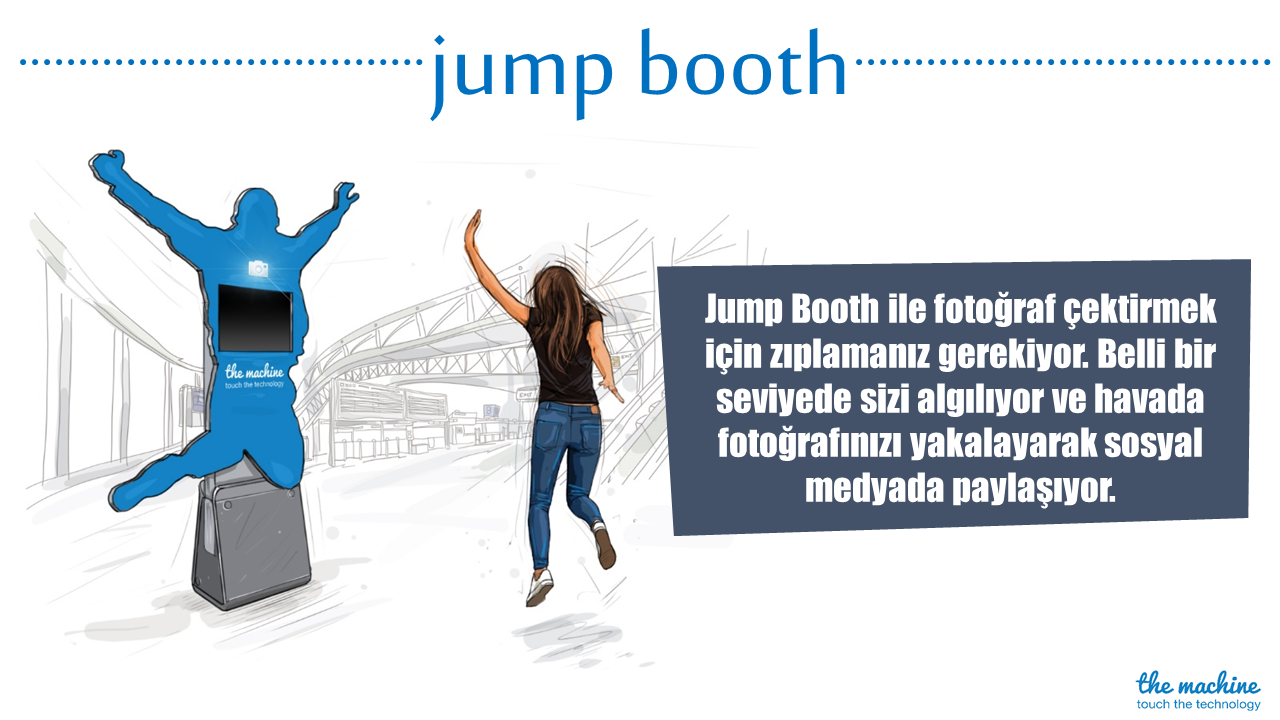 Jump Booth