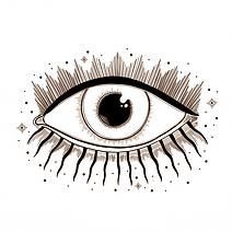 symbole-oeil-mal-voyant-embleme-mystique