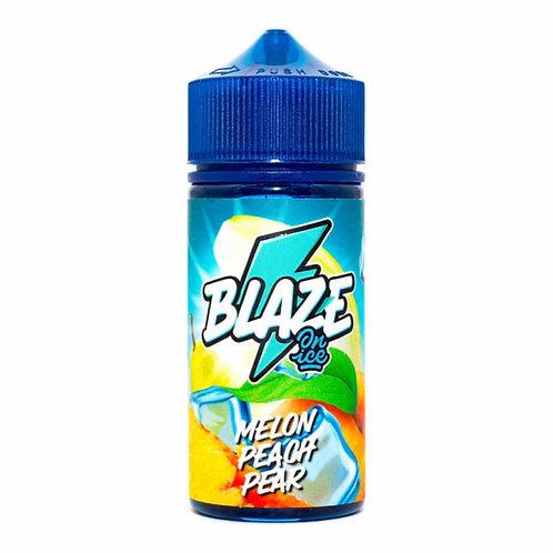 BLAZE ON ICE-Melon Peach Pear 100mil
