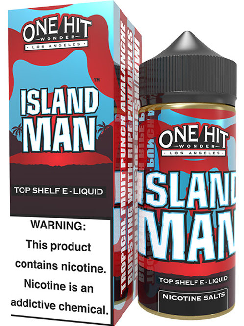 One Hit Wonder-Island Man 100mil